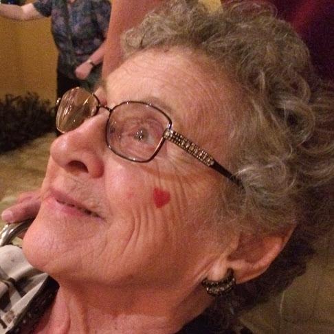 Granny and her forgiving faith.