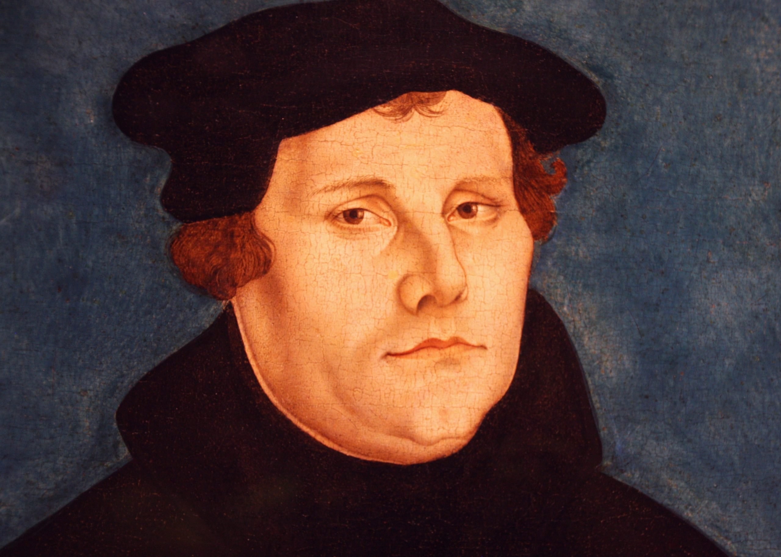 Did Luther launch and irrelevant Reformation?