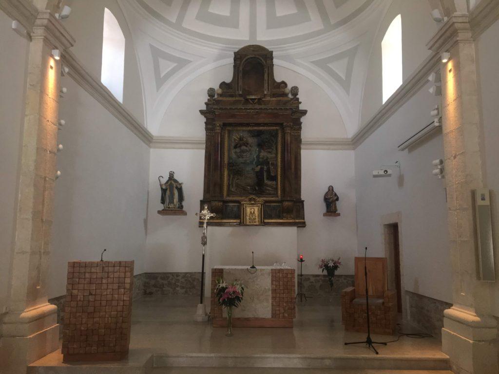 Burgos Chapel