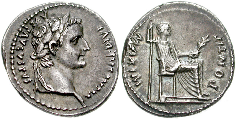 Give unto Caesar isn't just about this Roman coin.