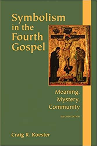 Symbolism in the Fourth Gospel